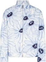 Jacquemus Le blouson Valensole floral-print cotton jacket