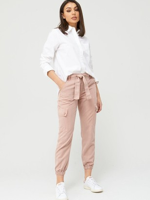 Very Cargo Jogger Trouser - Pink
