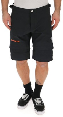 Marcelo Burlon County of Milan Confidencial Shorts