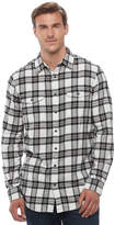 Sonoma Goods For Life Big & Tall SONOMA Goods for Life Slim-Fit Plaid Stretch Flannel Button-Down Shirt