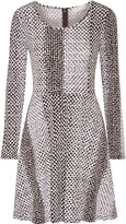 MICHAEL Michael Kors Kobe printed stretch-jersey mini dress