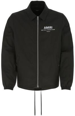 Amiri Coach Logo Jacket