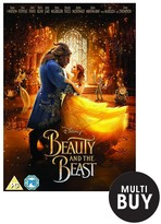 Disney Beauty And The Beast Beauty And The Beast DVD