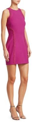 Cinq à Sept Alison Sleeveless Laced Mini Dress