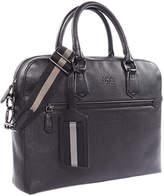 Polo Ralph Lauren Leather Briefcase, Black