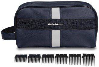 Babyliss The Blue Edition Hair Clipper Gift Set complete with Trimmer and Wash Bag