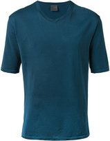 Laneus plain T-shirt - men - Cotton - S
