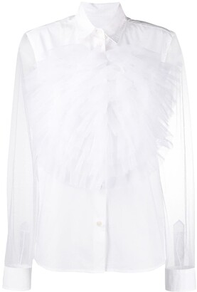 Viktor & Rolf Ruffled Dinner Shirt
