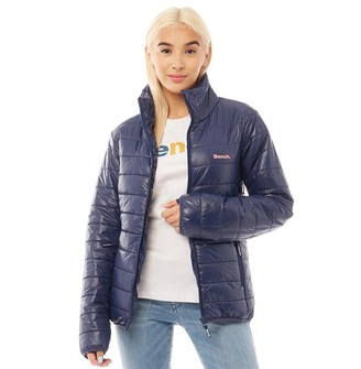 Bench Womens Benchmark Jacket Navy