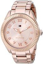 Tommy Hilfiger Women's 1781344 Rose Gold Watch