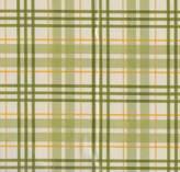 "Homestead Plaid Flannel Back Vinyl Tablecloth, 52"" x 52"" Square [Kitchen]"