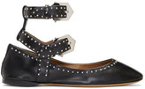Givenchy - Ballerines noires Double