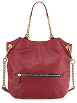Oryany Selina Chain Shoulder Bag, Burgundy