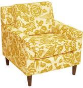 Canary Arm Chair - Maize