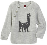 Tea Collection Chulengo 3-Button Sweater Top (Baby Boys)