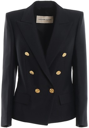 Alexandre Vauthier Double-Breasted Blazer