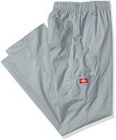 Dickies Men's Zip-Fly Pull-On Scrub Pant
