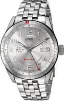 Oris Men's 74777014461MB Audi Analog Display Swiss Automatic Watch