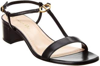 Christian Dior Signature Leather Sandal