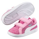 Puma Smash Glitz Glamm V Kids Sneakers