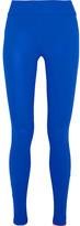 NO KA 'OI No Ka'Oi - Kei Stretch-jersey Leggings - Bright blue