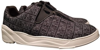 Christian Dior B17 Anthracite Cloth Trainers