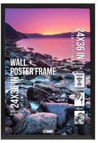 """B.P. Industries Poster Frame 1.5"""" Profile - Gray - (24""""x36"""")"""