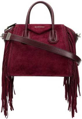 Givenchy fringed Antonigona tote bag