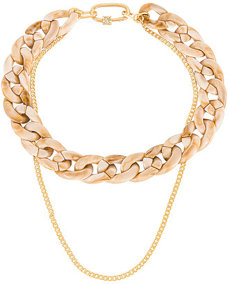 joolz by Martha Calvo Double Dose Link Necklace