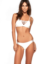 L-Space L Space Classic Low Down Bottom in White