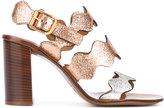 Chloé Lauren sandals - women - Leather - 36.5