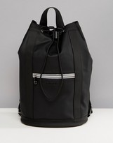 Fiorelli Sport Drawstring Duffle Backpack in Black