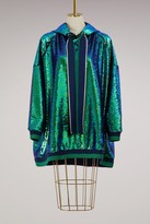 Mira Mikati Hoodie with sequin
