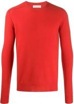 Bottega Veneta long sleeve knitted jumper