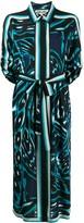 Diane von Furstenberg Sogol midi shirt dress