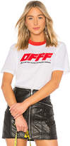 Off-White OFFF Oversize Tee