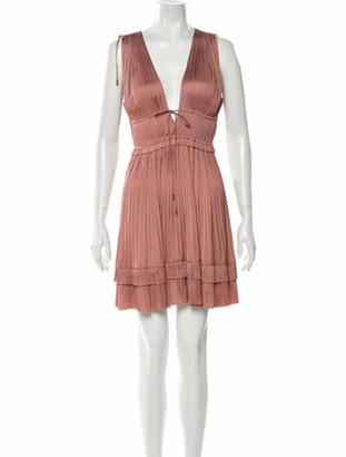 Ulla Johnson Giselle Mini Dress w/ Tags Purple