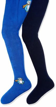 Playshoes Girl's Thermo-Strumpfhosen Pinguin mit Konfortbund Tights