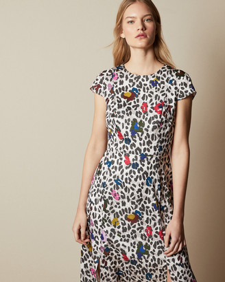 Ted Baker STELAAR Wilderness short sleeved dress