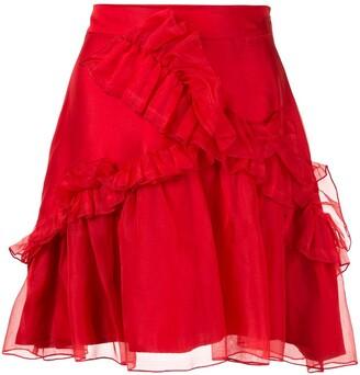 macgraw Souffle skirt