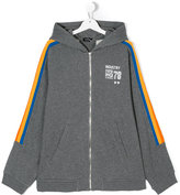 Diesel Teen Shane Over hoodie - kids - Cotton/Polyester - 14 yrs