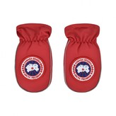 Canada Goose Canada GooseRed Baby Fundy Mitts