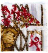 Versace Ganimede scarf - women - Silk/Modal - One Size
