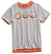 GUESS Layered Logo Tee Set (8-20)