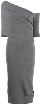 Ports 1961 Off The Shoulder Bodycon Dress