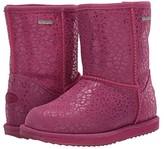 Emu Leopard Brumby (Toddler/Little Kid/Big Kid) (Berry) Girls Shoes