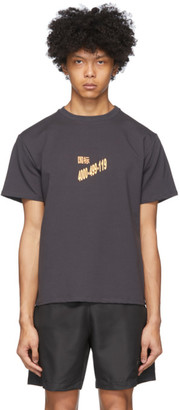 all in Black Escape T-Shirt