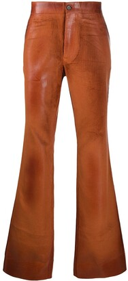 Marni Corduroy Flared Trousers