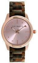 Ted Baker 'Classic Charm' Bracelet Watch, 36mm