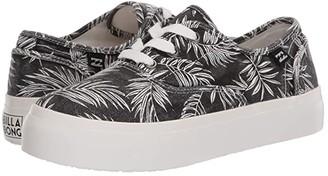 Billabong Coastlines (Black/White) Women's Shoes